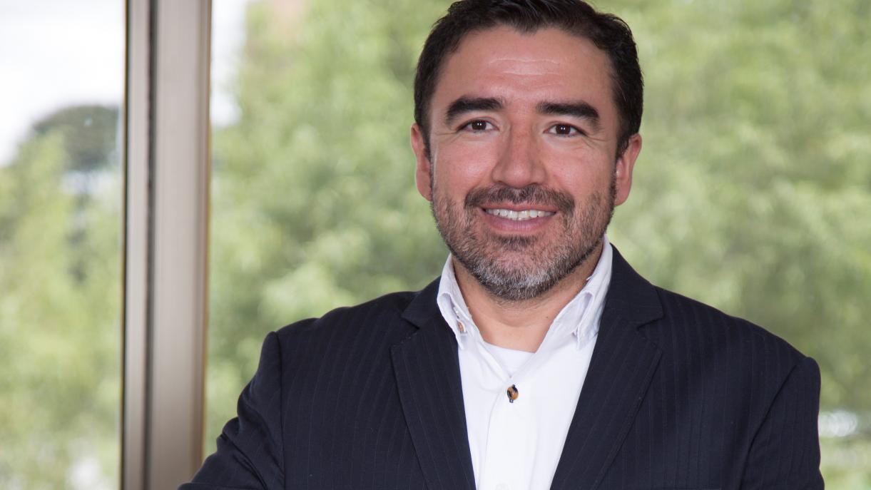 Edwin Cristancho Pinilla, PhD, Director General Instituto Nacional de Metrología